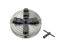 4-kæbet Centrerpatron150 mm