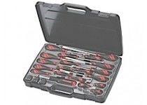 Skrutrækker og bits sæt Teng Tools MD9053N  -  53 dele