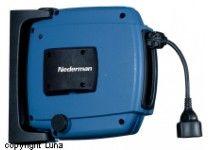 Kabelopruller C20  - 12 meter  - Nederman
