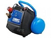 Stempelkompressor ABAC 1,5 - 6 l direktedrevet oliefri