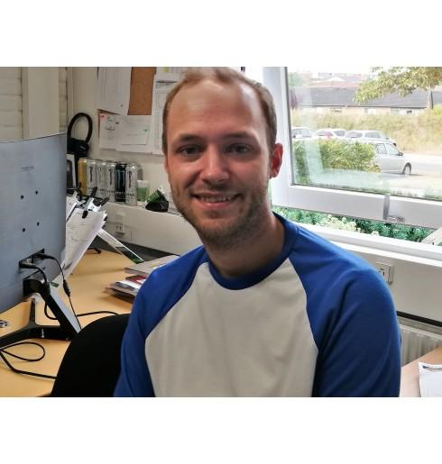 Nyhed: Nu kan du møde værktøjsmageren Sebastian - vores nye teknikker
