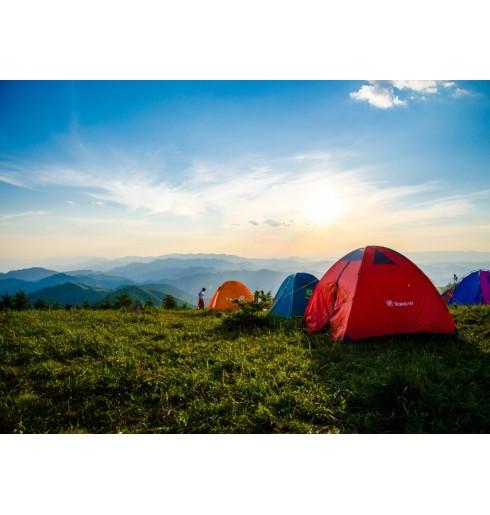 Guide: 5 ting du skal bruge når du skal på campingferie