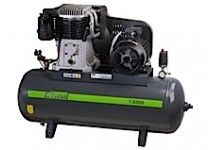 Luna Stempelkompressor ACB10-270 400V stationær