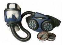 Åndedrætspakke inkl. tilbehør til Asbest