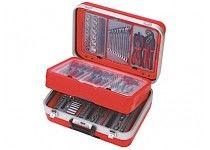 SC04 Værktøjskuffert fra Tengtools med værktøj