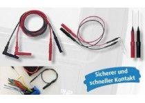 Testsæt KS Tools universal stik 6 dele