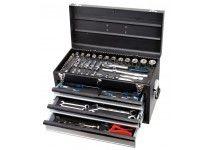 Værktøjssæt KS Tools Cromeplus 99 dele med tommemål