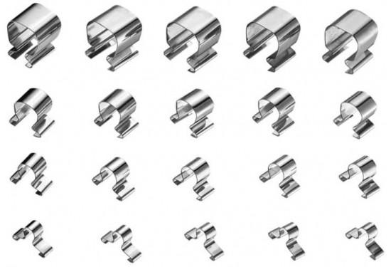 Clipsholder 1/4 alu14 (10)