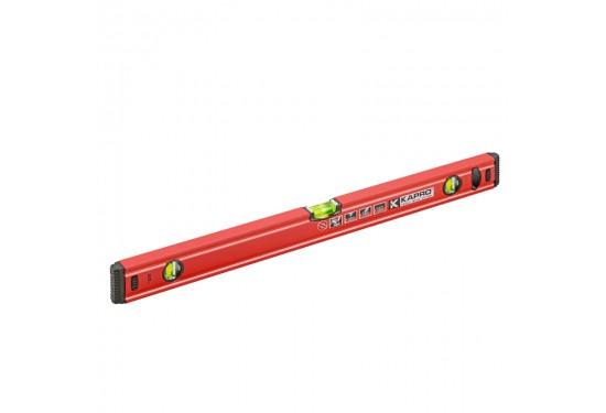 KAPRO SPIRIT vaterpas 60 cm med magneter og 3 acryl-libeller