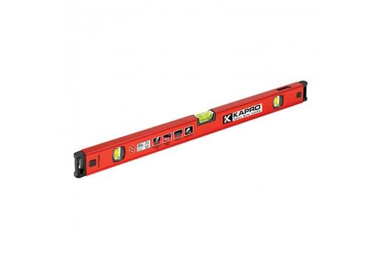 KAPRO GENESIS vaterpas 40 cm med DualView og 3 acryl-libeller