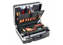 BASE værktøjskuffert 120.02/P 455x345x160, Volume: 26L