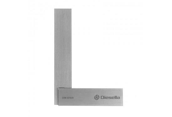 Ansatsvinkel 100 x 70 mm DIN 875/0