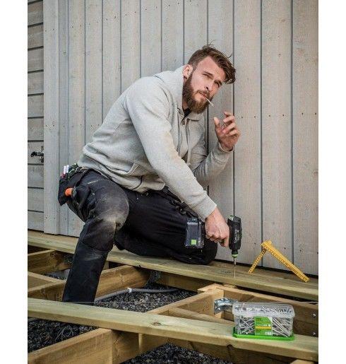 Guide: Alt hvad du skal vide omkring skruer til terrassebrædder