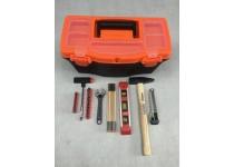 Værktøjskasse med 29 dele