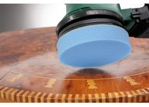 Velcro Polerhætte Ø 125  mm - Filt