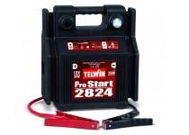 Telwin Bærbar batterilader 12-24 volt