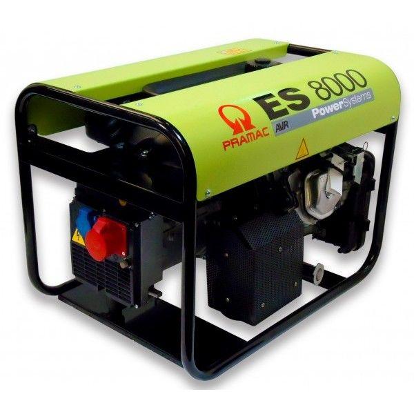 Pramac Generator Thhpi 400v Es8000