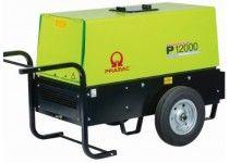 Generator P12000THEPI CON HATZ DIESEL