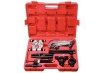 Aftrækkersæt KS Tools hydraulisk 10 ton, 17 dele