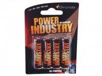 Batteri Alkaliske Power Industry
