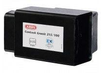 Containerlås ABUS ConLock Granit 215/100 sort