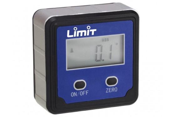 Digitalt vaterpas og vinkelmåler Limit mini