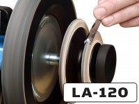 Læderslibeskive Tormek LA-120