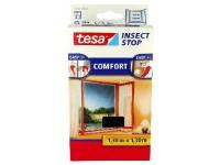 Insektsnät 55396 1,3x1,3m sv