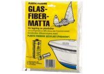 Glasfibermåtte PLASTIC PADDING