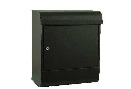 Postlåda magnum 495 svart