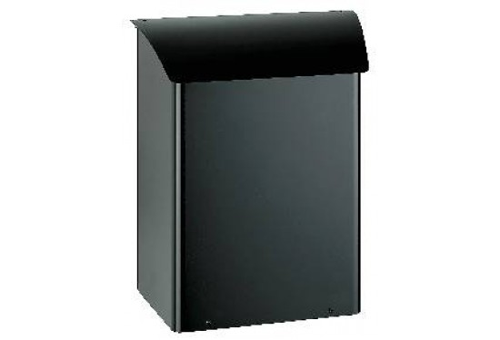Postlåda adagio 57 xl svart