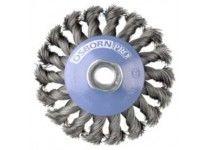 Aksialbørste 115 mm m14 0,35vs