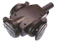 Grenuttag3v ip44 gummi u kabel