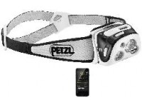 Pannlampa petzl reactik plus
