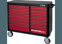 Masterline værkstedsvogn med over 240 dele