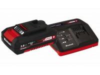 Power X-change Sæt med oplader og batteri 18 V 2,0 Ah P-X-C