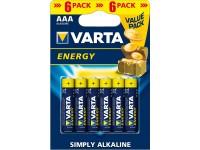 Varta Simply Energy - AAA - 6pk.