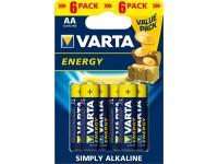 Varta Simply Energy - AA - 6pk.