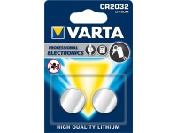 Varta Lithium Cell - CR2032 - 2pk.