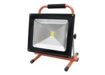 Arbejdslampe LED-50W-16,8V Opl.