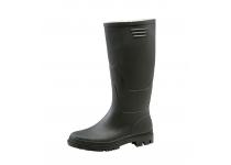 Støvle PVC u/sikkerhed sort