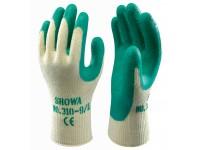 Showa Grip Green