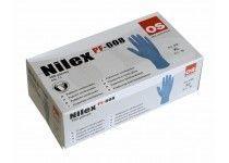 NILEX nitril PF, blå