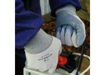 Nitrilon handske