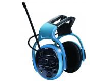 L/R Dual Pro MSA Høreværn med medhør