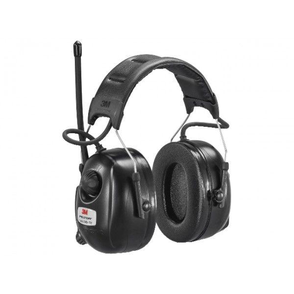 Najlepsze słuchawki Bluetooth od 3M z ochroną słuchu
