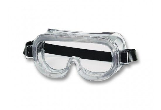 9305 Gogglebrille Uvex beskyttelsesbriller