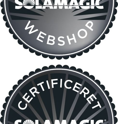 Nyhed: Sådan blev vi certificeret SOLAMAGIC forhandler