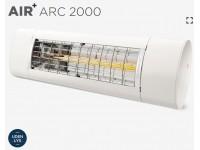 AIR+ ARC 2000 varmelampe
