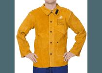 Brandhæmmende gylden jakke Weldas